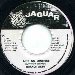 Horace Andy - Ain't No Sunshine mp3 album