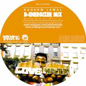 Raheem Jamal - D-Energizer Mix mp3 album
