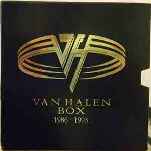 Van Halen - Van Halen Box 1986 - 1993 mp3 album