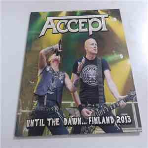 Accept - Until The Dawn Finland 2013 mp3 album