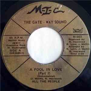 All The People - A Fool In Love (Part1) / A Fool In Love (Part 2) mp3 album