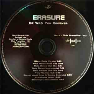 Erasure - Be With You Remixes mp3 album