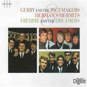 Gerry And The Pacemakers, Herman's Hermits, Freddie And The Dreamers - The Best Of mp3 album