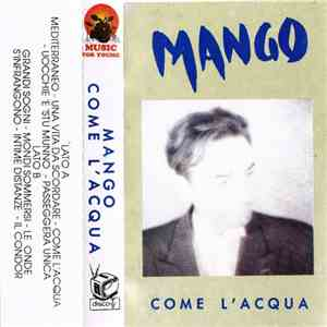 Mango  - Come L'acqua mp3 album