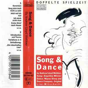 Andrew Lloyd Webber - Song & Dance mp3 album