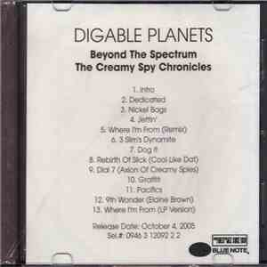 Digable Planets - Beyond The Spectrum The Creamy Spy Chronicles mp3 album