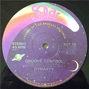 Dynasty - Groove Control mp3 album