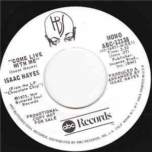 Isaac Hayes - Come Live With Me mp3 album