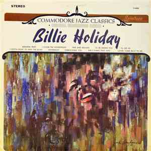 Billie Holiday - Commodore Jazz Classics mp3 album