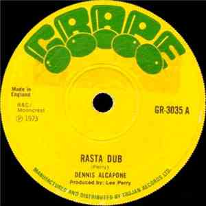 Dennis Alcapone / The Upsetters - Rasta Dub / Rasta (Version) mp3 album