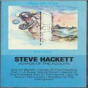 Steve Hackett - Voyage Of The Acolyte mp3 album