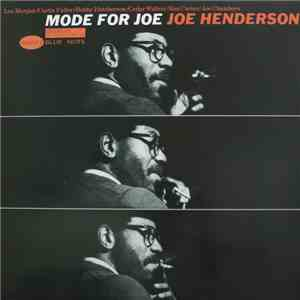 Joe Henderson - Mode For Joe mp3 album