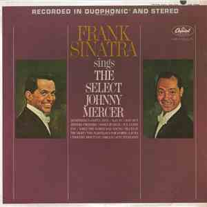 Frank Sinatra - Sings The Select Johnny Mercer mp3 album