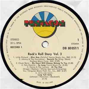 Various - The Rock'N'Roll Story Vol. III mp3 album
