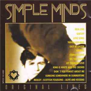 Simple Minds - Original Lives mp3 album
