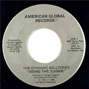 The Dynamic Belltones - That's My Love / Doing The Boogie mp3 album