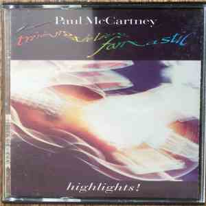 Paul McCartney - Tripping The Live Fantastic - Highlights! mp3 album