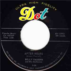 Billy Vaughn And His Orchestra - After Hours / (It's No) Sin mp3 album