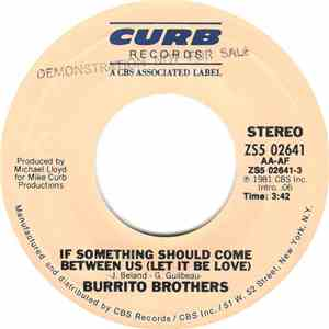 Burrito Brothers - If Something Should Come Between Us (Let It Be Love) mp3 album