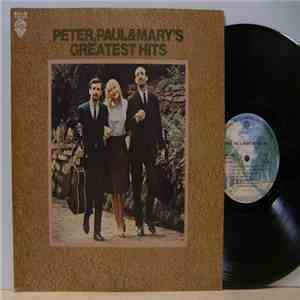 Peter, Paul & Mary - Peter, Paul & Mary's Greatest Hits mp3 album