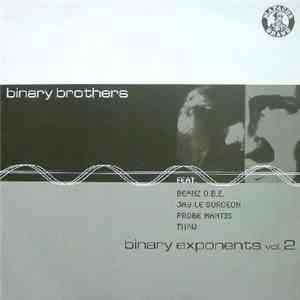Binary Brothers  - Binary Exponents Vol. 2 mp3 album