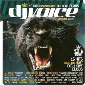 Various - DJ Voice Volume 6/2007 mp3 album
