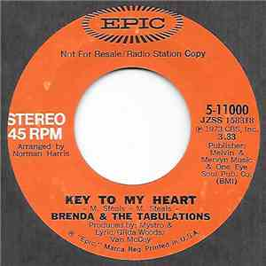 Brenda & The Tabulations - Key To My Heart mp3 album