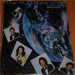 The Platters - Live - All Over The World mp3 album