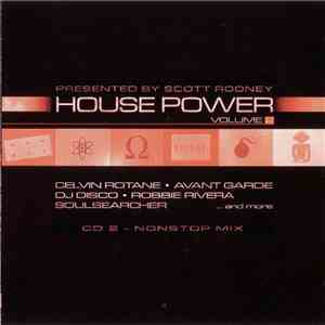 Various - House Power Vol. 2 Presented By Scott Rooney mp3 album