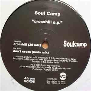 Soul Camp - Crosshill EP mp3 album