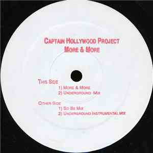 Captain Hollywood Project - More & More mp3 album