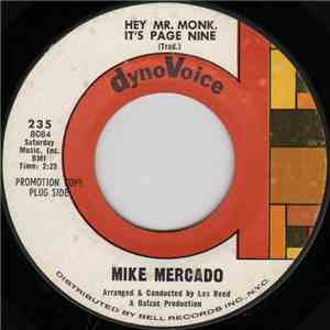Mike Mercado - Hey Mr. Monk, It's Page Nine / Popcorns mp3 album