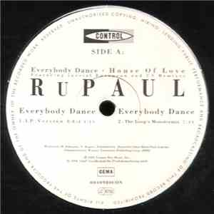 RuPaul - Everybody Dance / House Of Love mp3 album