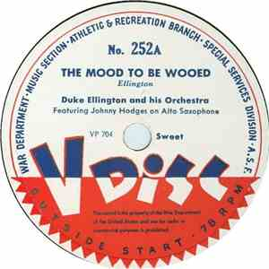 Duke Ellington And His Orchestra - The Mood To Be Wood / My Little Brown Book mp3 album