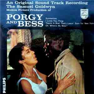 """Porgy And Bess"" Orchestra - George Gershwin ‎– Porgy And Bess mp3 album"