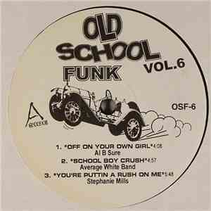 Various - Old School Funk Vol. 6 mp3 album