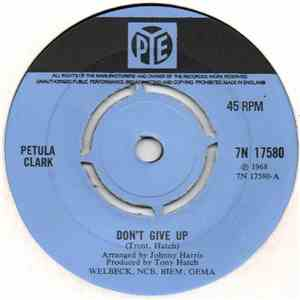 Petula Clark - Don't Give Up mp3 album