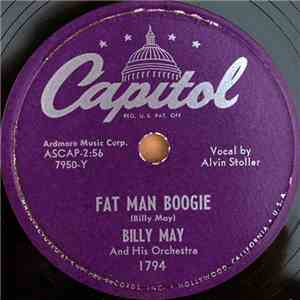 Billy May And His Orchestra - Fat Man Boogie / My Silent Love mp3 album