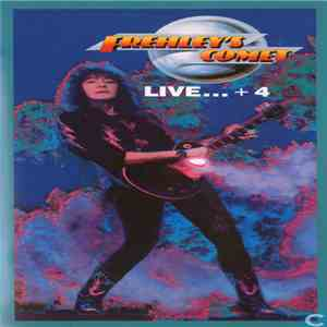 Frehley's Comet - LIVE... + 4 mp3 album