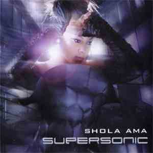 Shola Ama - Supersonic mp3 album