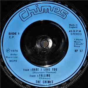 The Chimes  - Babe I Love You mp3 album